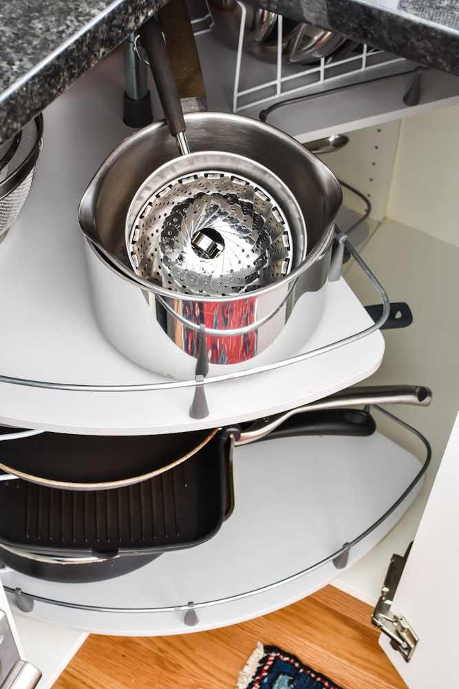 nesting cooking pots