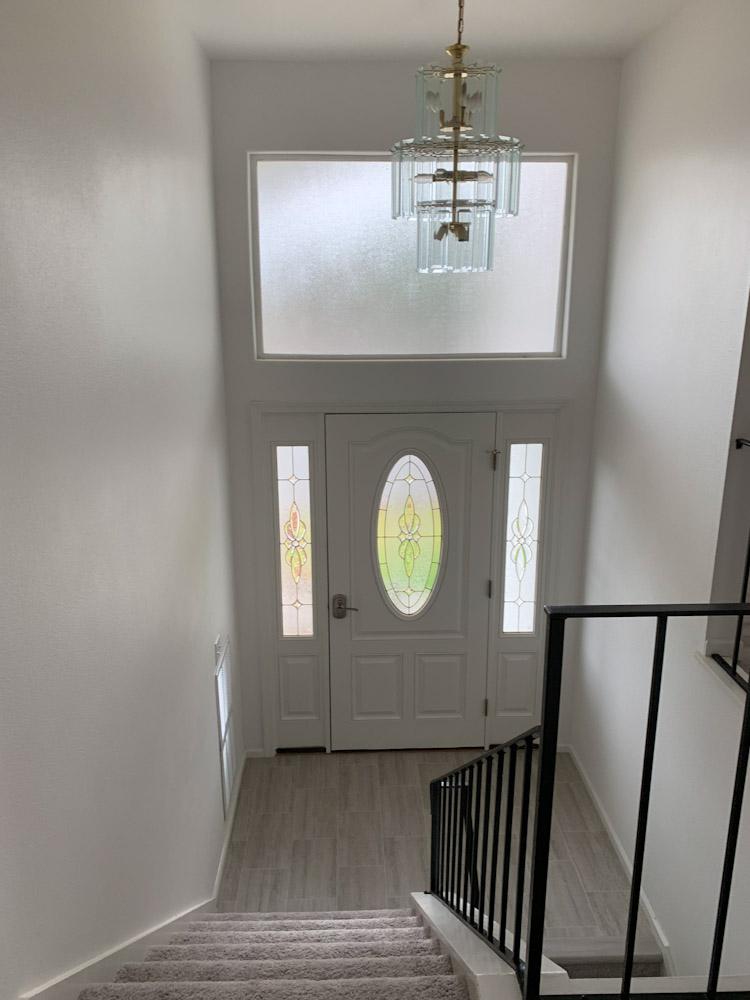 split level entry